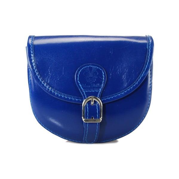 Kožená kabelka Pisa Bluette