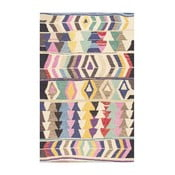 Vlnený koberec Aztec Multi, 122x182 cm