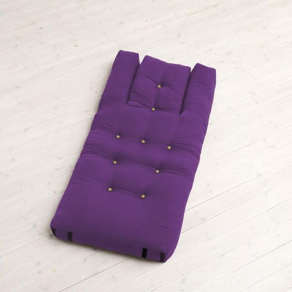 Kreslo Hippo Purple/Pistachio