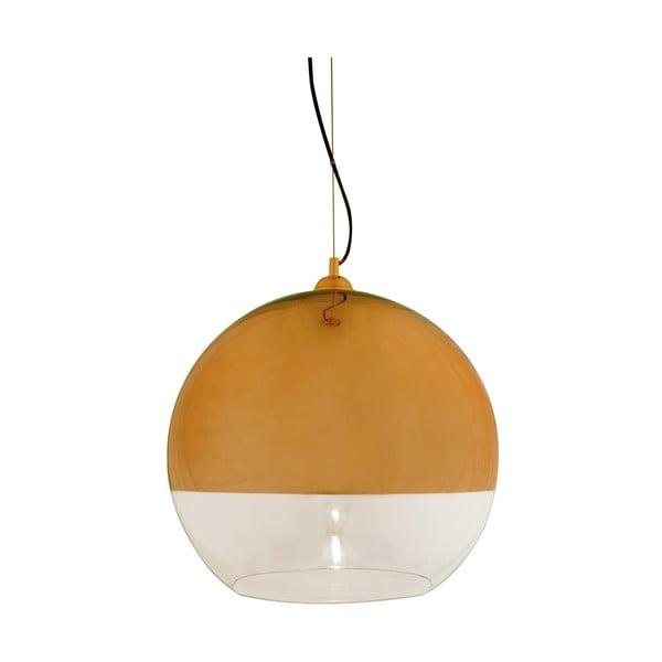 Závesné svetlo Lux Copper, 45 cm
