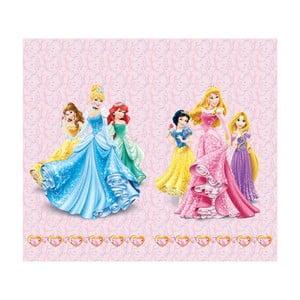 Fotozáves AG Design Disney Princezné VII, 160 x 180 cm