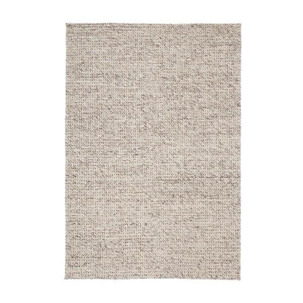 Vlnený koberec Cordoba Ivory, 160x230 cm