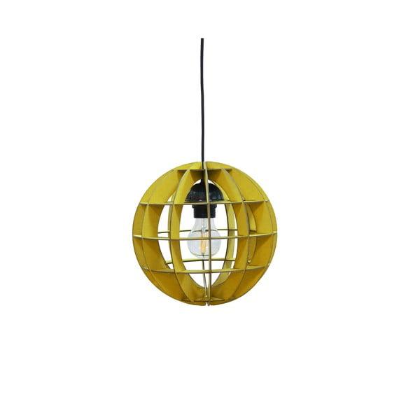 Svietidlo Sphera, žlté