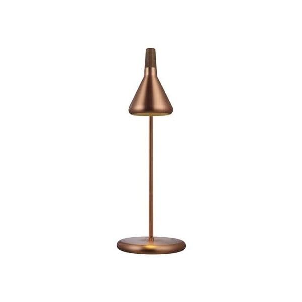 Stolná lampa Float, meď