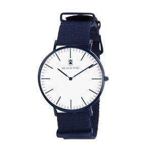 Modro-biele pánske hodinky Black Oak Parlo