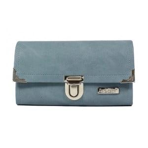Modrá peňaženka Dara bags Purse Big No.707