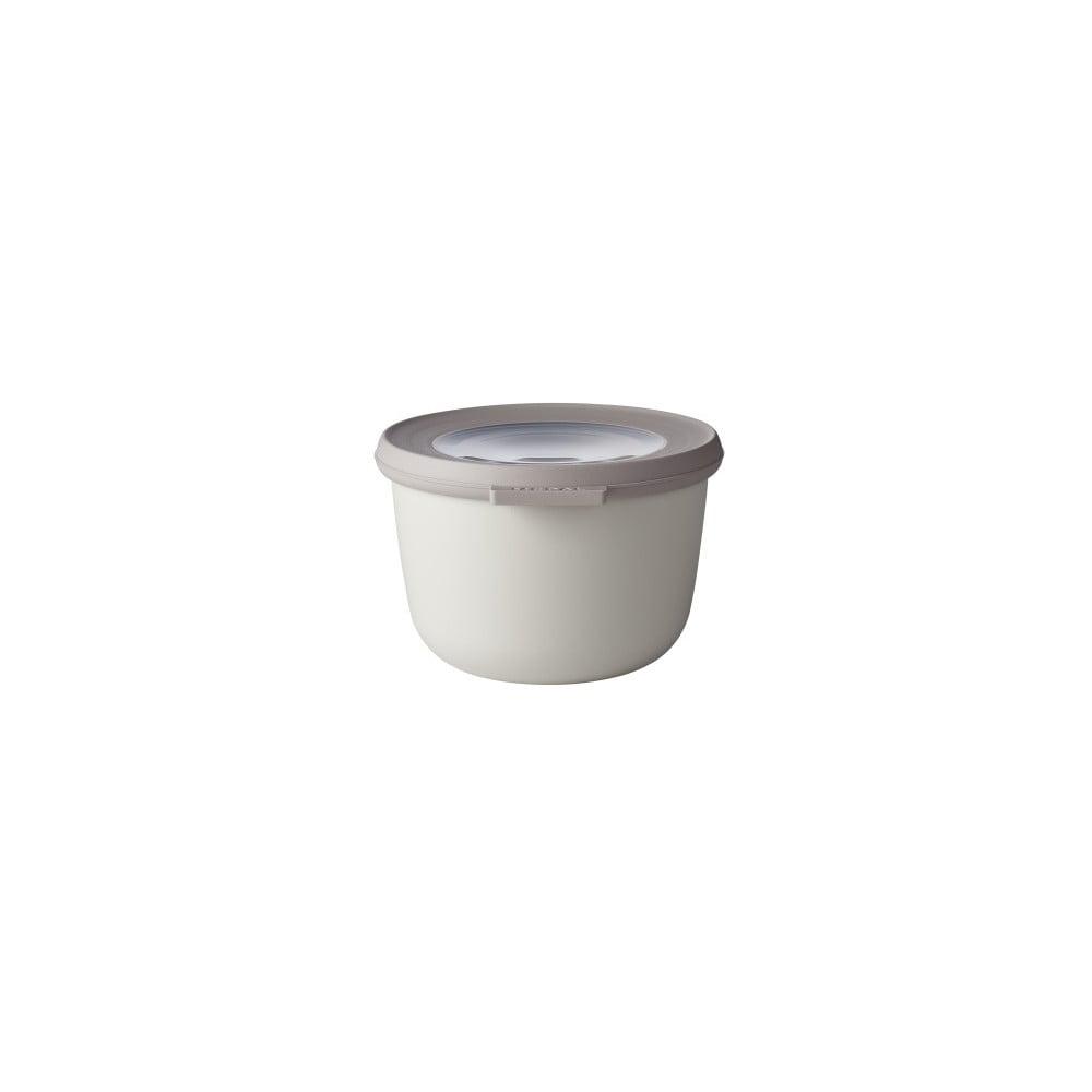 Sivá miska s viečkom Rosti Mepal Nordic, 500 ml