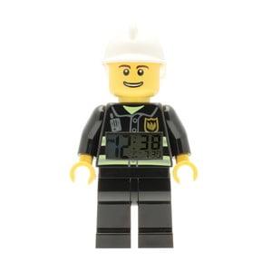 Hodiny s budíkom LEGO® City Fireman