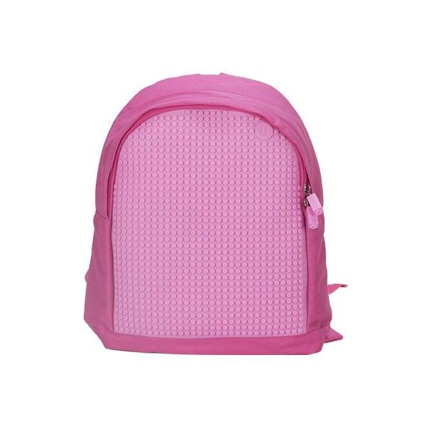 Detský batoh Pixelbag pink/pink