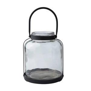 Svietnik Glass urricane, 19 cm