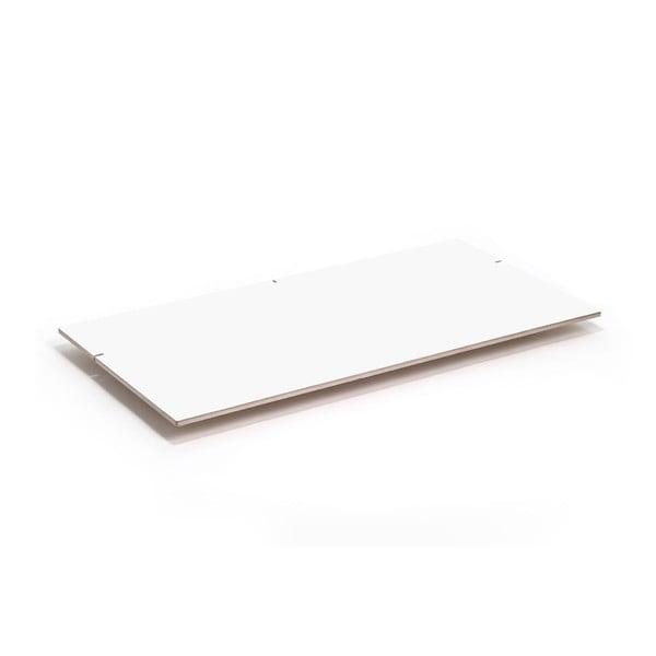 Doska k nohám stolu Studio 150x75 cm, biela