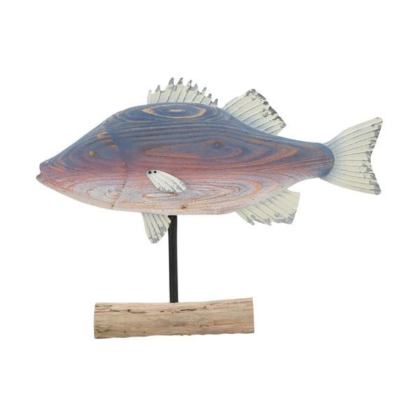 Dekorácia Mauro Ferretti Fish, 60 × 44 cm