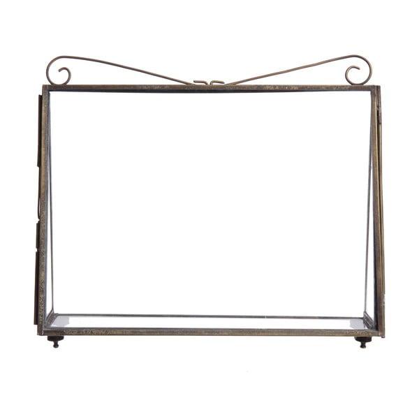 Fotorámik Elegant Bronze, 17 cm