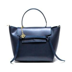 Kožená kabelka Isabella Rhea 394 Blu