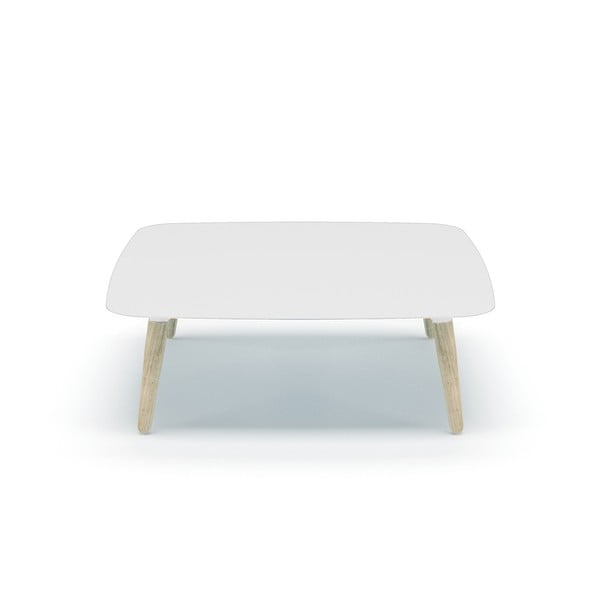 Stolík MEME Design Nord Quadro Bianco