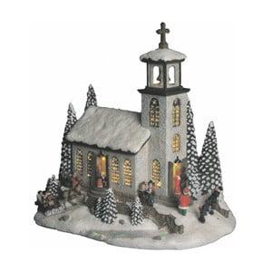 Svietiaca dekorácia Church