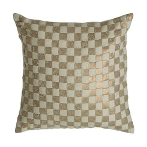 Vankúš Checkerboard Design, 45 x 20 cm
