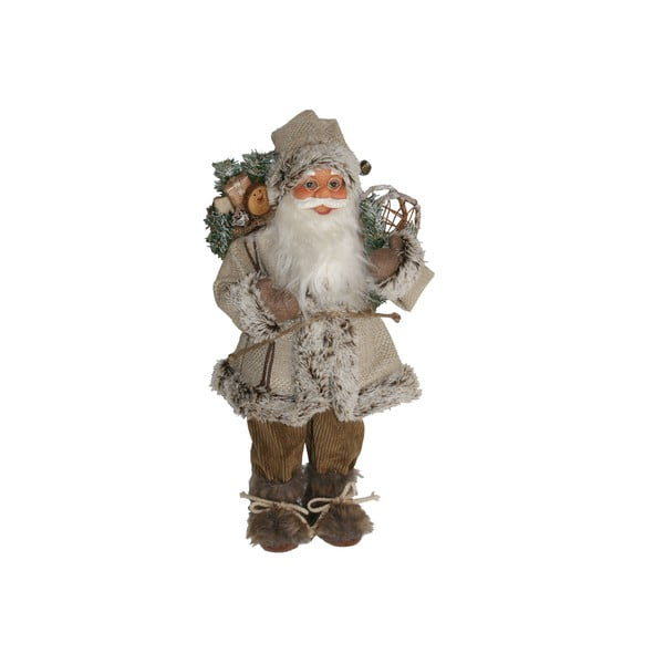 Dekoratívna soška Santa Claus Standing