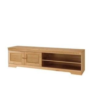 TV stolík z borovicového dreva Støraa Candice