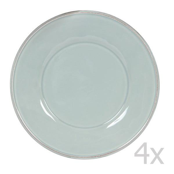 Sada 4 tanierov Constance Sea Green, 28.5 cm