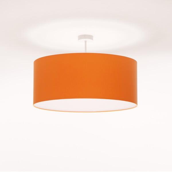 Oranžové stropné svetlo 4room Artist, Ø 60 cm