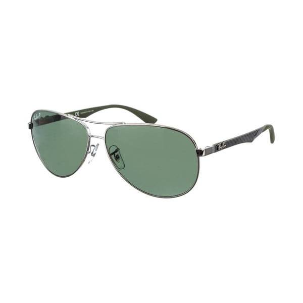 Unisex slnečné okuliare Ray-Ban 8313 Dark Green 61 mm