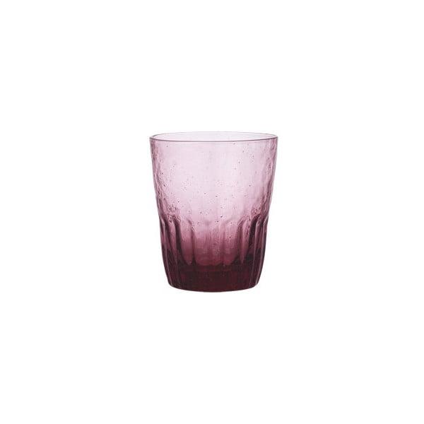 Fialový pohár Kinto Dew, 200 ml