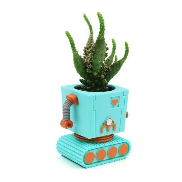 Kvetináč Planterbot Blue