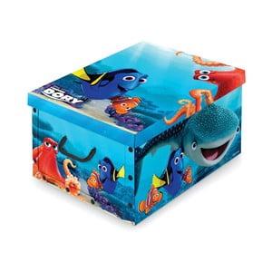 Úložný box na hračky Domopak Dory, 24x39cm