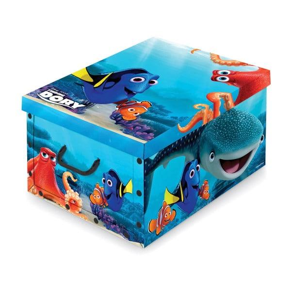 Úložný box na hračky Domopak Finding Dory, dĺžka 50 cm