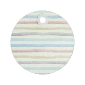 Doska z tvrdeného skla Kitchen Craft Stripe