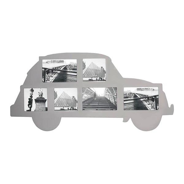 Fotorámik Silver Car
