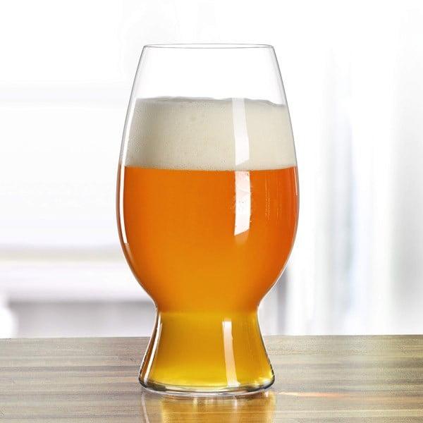 Sada 4 pohárov na pivo American Wheat