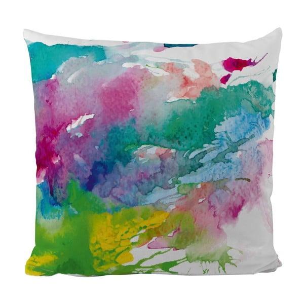 Vankúš Water Colours, 50x50 cm
