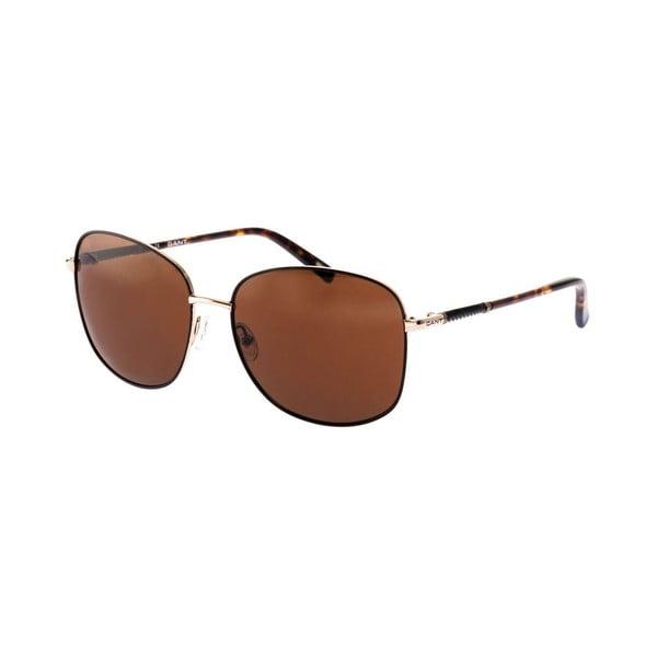 Dámske slnečné okuliare GANT Black Gold