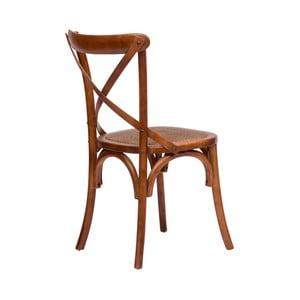 Drevená stolička Biscottini Melda