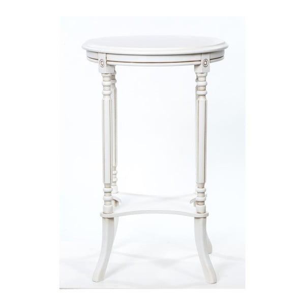 Odkladací stolík Legend Antique, 47x47x73 cm