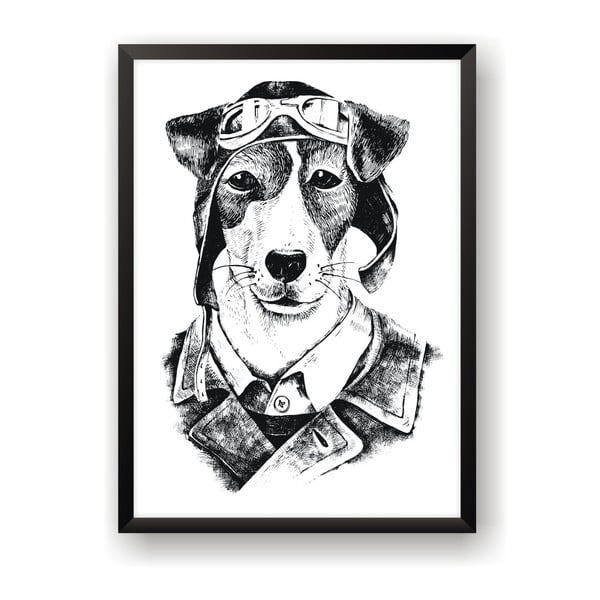 Plagát Nord & Co Aviator, 40 x 50 cm