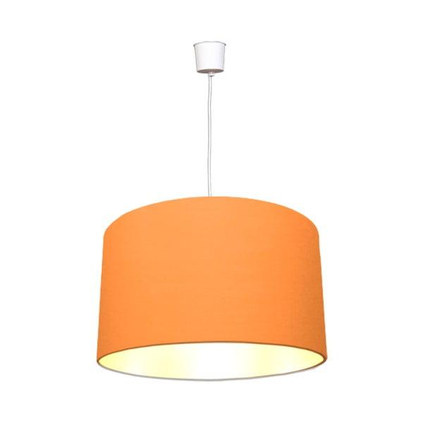 Závesné svietidlo White Inside One Orange