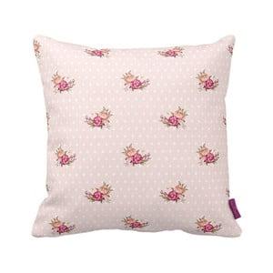 Vankúš Rose Pink, 43x43 cm