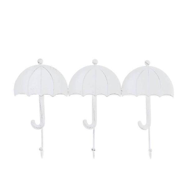 Nástenný vešiak Umbrellas, 40x24 cm