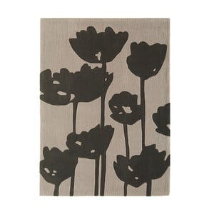 Koberec Harlequin Flower Grey, 160x230 cm