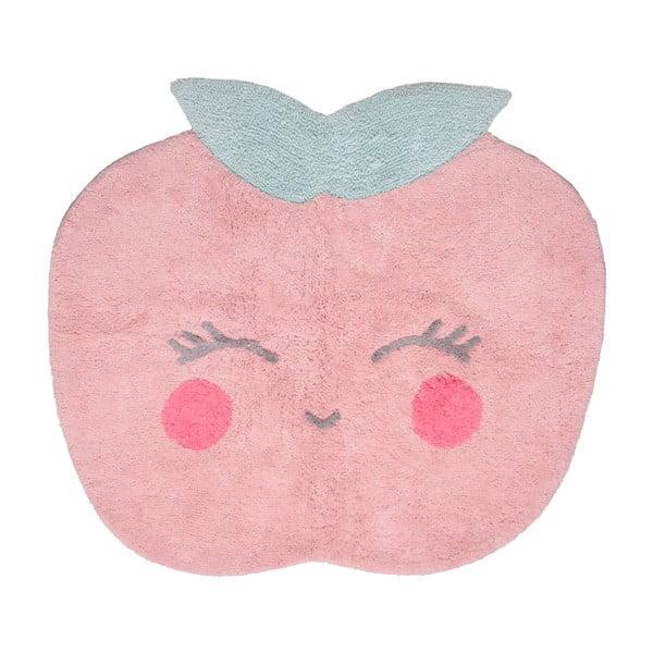 Detský koberec Nattiot Candy Apple, 100x110cm