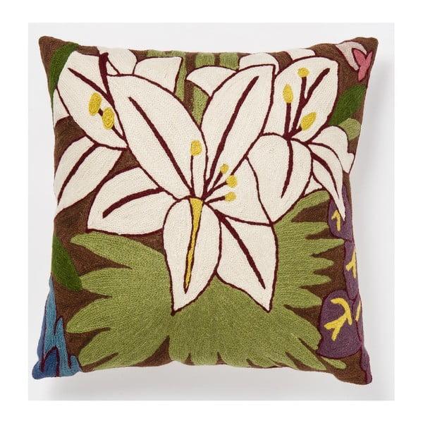Obliečka na vankúš English Garden Lily, 45x45 cm