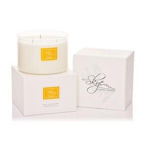 Sviečka s vôňou citrónovej trávy Skye Candles Wick, dĺžka horenia 30 hodín