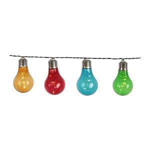 Svetelná LED reťaz Best Season Dura, 10svetielok