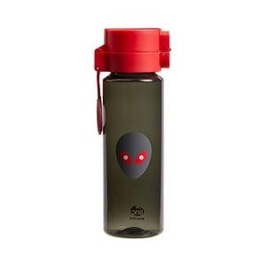 Čierna fľaša na vodu TINC Allien