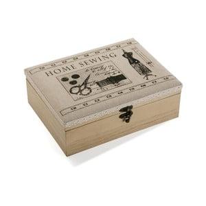 Drevený box na šijacie potreby Versa Home