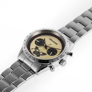Dámske hodinky striebornej farby Zadig & Voltaire Butterflies