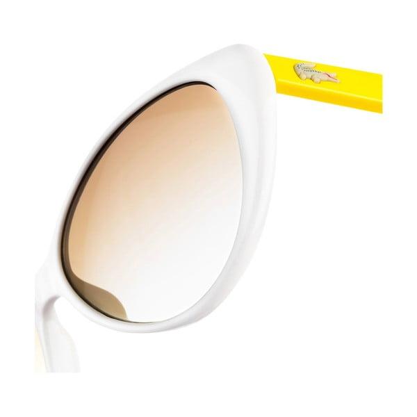 Detské slnečné okuliare Lacoste L602 White/Yellow